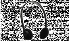 Гарнитура наушники Logitech Stereo Headphone Dialog 220 OEM черные