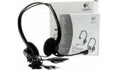 Гарнитура Logitech Headset 860 OEM черная