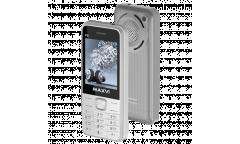 Мобильный телефон Maxvi P9 silver