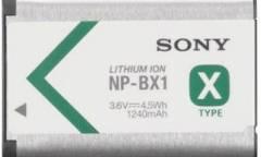 Батарея NP-BX1 1240мАч 3.6В