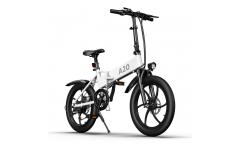 Электровелосипед Xiaomi Ado EBIKE A20 White