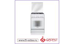 Плита Газовая Gefest ПГ 5300-02 0040 белый реш.чугун