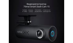 Видеорегистратор Xiaomi 70 Mai Smart Dash Cam 1S (1080p, черный) (Midrive D06)