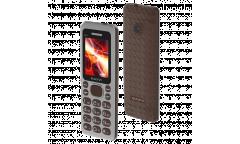 Мобильный телефон Maxvi M11 brown
