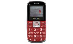 Мобильный телефон Maxvi B8 red