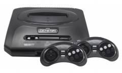 Игровая консоль Sega Mega Drive Retro Genesis HD Ultra 2 черный в компл.: 50 игр