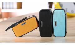 Беспроводная (bluetooth) акустика Remax RM-M1 оранжевая