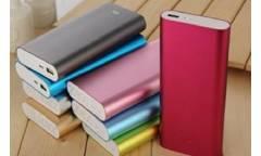Внешний аккумулятор Ab S-10400M 10400mAh (розовый)