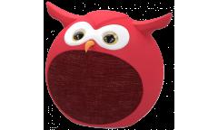 Беспроводная (bluetooth) акустика Ritmix ST-110BT Owl red