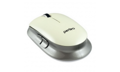 Компьютерная мышь Perfeo Wireless Track PF-355-WOP-W белая