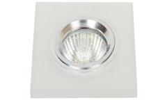 Светильник точечный_DE FRAN_ FT 848x1 MDC MR16 хром+матовый