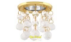 Светильник точечный_DE FRAN_ FT 873 MR16 золото