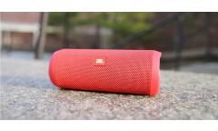 Беспроводная (bluetooth) акустика JBL Flip 4 красная