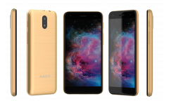 Смартфон Maxvi MS502 (Orion) gold