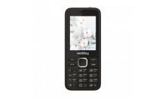 Мобильный телефон Nobby 221 черный