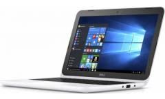 "Ноутбук Dell Inspiron 3162 3162-0538 Celeron N3060 (1.6)/2G/500G/11,6""HD AG/Inl:Intel HD400/BT/Win10 White"
