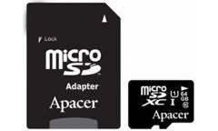 Карта памяти SanDisk MicroSDXC 64GB Class 10 UHS-I Extreme Pro (95Mb/s)+adapter