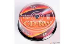Диск CD-RW Vs 700MB 4-12x CB/25