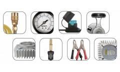 Автомобильный компрессор Berkut R17 55л/мин шланг 7.5м