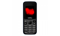 Мобильный телефон Nobby 100 черно-синий