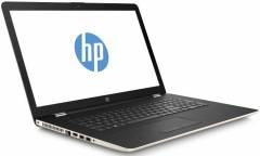 """Ноутбук HP 17-ak028ur 2CP42EA 17.3"""" HD+ noGl/AMD E2-9000/4Gb/SSD 128Gb/AMD Radeon R2/DVD-RW/DOS золотистый"""