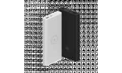 Внешний аккумулятор Xiaomi с функцией беспроводной зарядки 10000 mAh, белый WPB15ZM