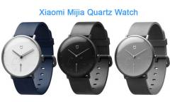 Умные часы Xiaomi MiJia Quartz Wristwatch 40 мм SYB01 Dark Blue