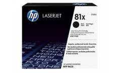 Картридж Hp CF281X для LaserJet Enterprise M606/605  Черный. 25000 страниц. (81X)
