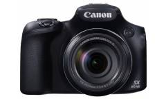 "Фотоаппарат Canon PowerShot SX60 HS черный 16Mpix Zoom65x 3"" 1080p SDXC CMOS IS opt 5minF turLCD rotLCD VF 3.8fr/s RAW 60fr/s HDMI/WiFi/NB-10L"