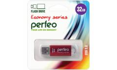 USB флэш-накопитель 32GB Perfeo E01 Red economy series USB2.0
