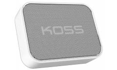 Портативная беспроводная bluetooth акустика Koss BTS1 белая