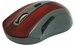 mouse Defender Wireless Accura MM-965 красный,6кнопок,800-1600dpi
