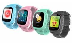 Умные часы Elari KidPhone 2 черные
