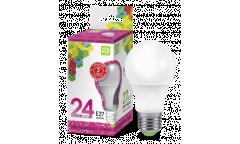 Лампа светодиодная ASD LED-A60-standard 24Вт 230В  Е27 6500К 2160Лм