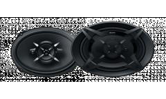 Колонки автомобильные Sony XS-FB6930 450Вт 15x23см (6x9дюйм) (ком.:2кол.) коаксиальные трехполосные