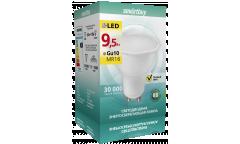 Светодиодная (LED) Лампа Smartbuy-Gu10-9_5W/3000