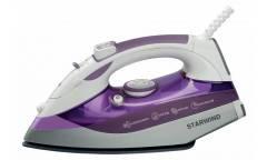 Утюг Starwind SIR8917 2500Вт фиолетовый
