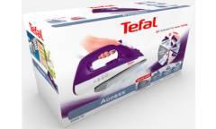 Утюг Tefal FV1526E2 2000Вт фиолетовый/белый