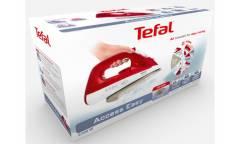 Утюг Tefal FV1543E0 2290Вт красный/белый керамика