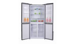 Холодильник Ascoli ACDB415 черный 4-дверный, 415л, 800 х 598 х 1758 De Frost капельный