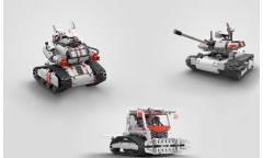Игрушка - Конструктор Xiaomi Mitu Building Block Tracked Tank (JMJQR03IQI)