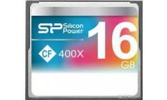Карта памяти SiliconPower CF 16GB 400x