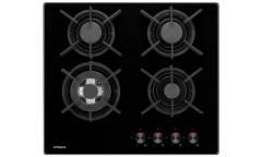 Газовая варочная поверхность Hansa BHKS61138 черный