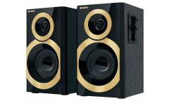 Компьютерная акустика Sven SPS-619 Gold 2.0 чёрная