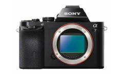 "Фотоаппарат Sony Alpha A7 черный 24.3Mpix 3"" 1080p NP-FW50"