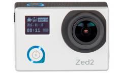 Экшн-камера AC Robin ZED2 1xExmor R CMOS 12Mpix серебристый