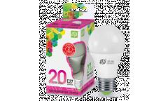 Лампа светодиодная ASD LED-A60-standard 20Вт 230В Е27 6500К 1800Лм