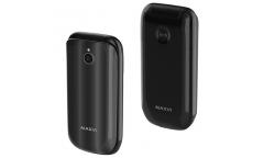 Мобильный телефон Maxvi E3 radiance black