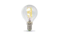 Лампа светодиодная ASD LED-ШАР-PREMIUM 5Вт 160-260В Е14 4000К 450Лм прозрачная