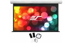 Экран Elite Screens 115x203см Saker electric SK92XHW-E24 16:9 настенно-потолочный рулонный